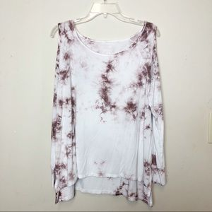 AEO | Marble Cold Shoulder Soft & Sexy Tee
